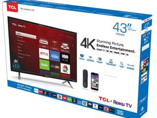 TCl 43 inch 4K UHD 4 Series  43S431