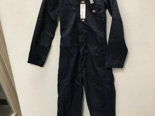 DICKIES MEN S lONG SlEEVE COVERAll SIZE SM REG