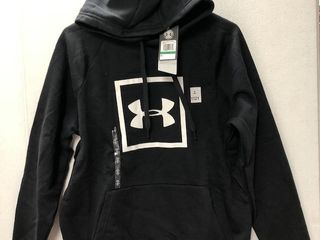 UNDER ARMOUR WOMEN S HOODIE SIZE lARGE