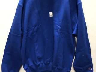 CHAMPION MEN S SWEATER SIZE lARGE