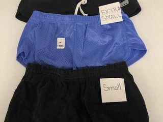 SOFFE ASSORTED WOMENS S SHORTS
