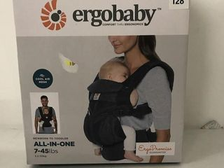 OMNI 360 ERGO BABY All POSITIONS BABY CARRIER