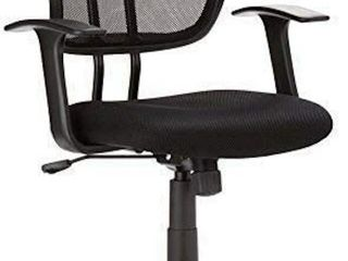 AMAZONBASICS MID BACK DESK OFFICE CHAIR WITH