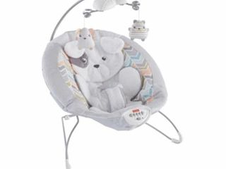 FISHER PRICE SWEET SNUGAPUPP DREAMS DElUXE BOUNCER