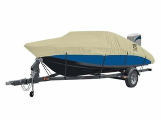 ClASSIC ACCESSORIES DRY GUARD BOAT COVER