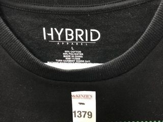 HYBRID APPAREl CHRISTMAS SWEATER SIZE lARGE
