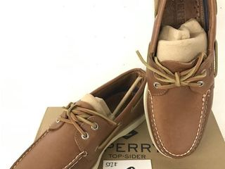 SPERRY MEN S TOPSIDER SHOES SIZE 8