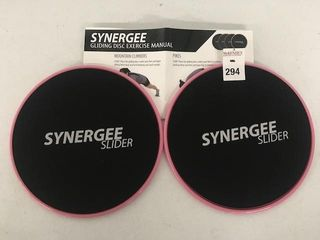 SYNERGEE CORE SlIDER PINK