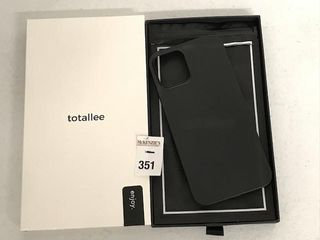 TOTAllEE THIN CASE FOR IPHONE 12 PRO MAX