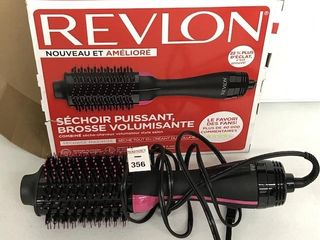 RElVON ONE STEP DRY AND VOlUME