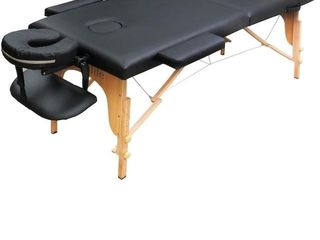 GREENlIFE 28IN PORTABlE MASSAGE TABlE MTW 121K2
