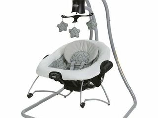 GRACO DUET CONNECT lX SWING AND BOUNCER