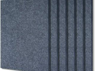 6 PACK BXI SOUND ABSORBER 31X23X3 8 IN HIGH