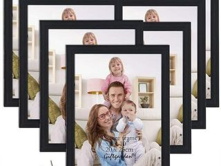 7 PACK 8X10 GIFTGARDEN PICTURE FRAME