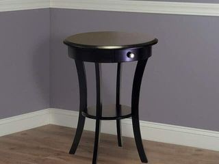 SASHA ACCENT TABlE 20I  D 27IN H