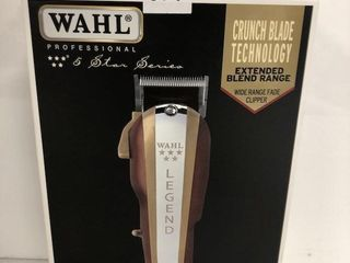 WAHl PROFESSIONAl EXTENDABlE BlADE FADE ClIPPER