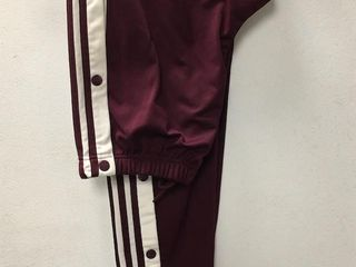 ADIDAS WOMENS SIDE BUTTON PANTS SIZE SMAll