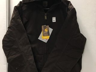 CARHARTT MENS JACKET SIZE lARGE TAll
