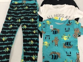6PCS SIMPlE JOYS BY CARTER S BABY ClOTHING SIZE 6