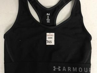 UNDER ARMOUR WOMENS SPORTS BRA SIZE X SMAll