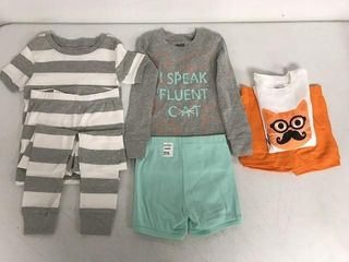 3SETS OF TODDlER ClOTHING SIZE 4T