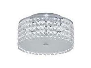 BAZZ lIGHTING Pl3413CC CHROME WITH GlASS BEADS