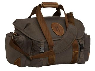 lona Canvas   leather Range Bag