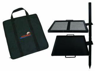 Gravity Grill Combo Kit