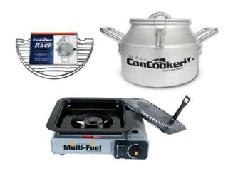 CanCooker  In The Field  Kit