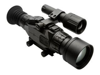 Sellmark   Sightmark Wraith HD 4 32x50 Dig  Scope