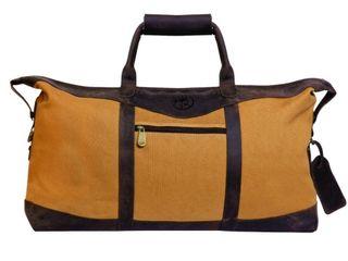 Bulldog Cases   Utah Canyon leather Duffel