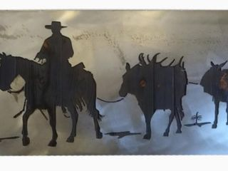 Bohl Iron Works  The Pack Out   Wall Art
