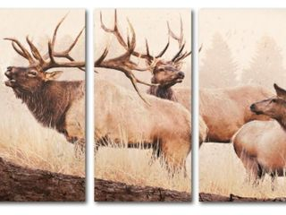Call of the Wild Triptych