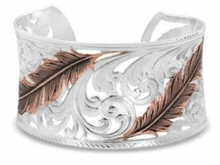 Montana Silversmiths Heavenly Whispers Bracelet