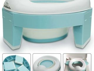 3 in 1 Go Potty for Travel  Portable Folding