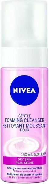 NIVEA Gentle Foaming Cleanser  150ml  Gentle Face