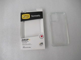 Used  Otterbox Symmetry Clear Series Case for