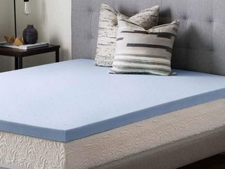 BROOKSIDE 2 5 Inch Gel Infused Memory Foam