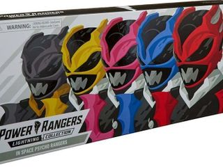Power Rangers lightning Collection 6 Inch in Space