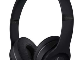 Beats Solo3 Wireless On Ear Headphones   Black