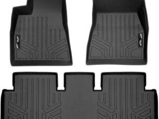 MAX lINER Floor Mats for 2017 2020 Tesla Model 3