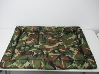 Used  Maxx Camouflage Bed  48 by 31 Inch  Midwest