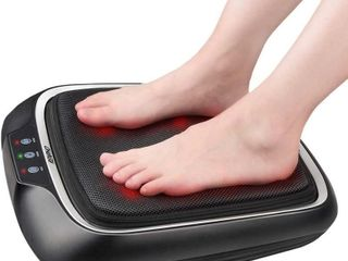 RENPHO Electric Shiatsu Foot Massager with Heat