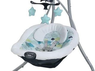Graco Simple Sway lX Swing with Multi Direction