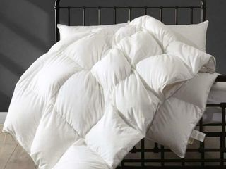 APSMIlE All Season Hungarian Goose Down Comforter