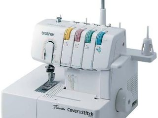 Brother 2340CV Coverstitch Serger  Sturdy Metal