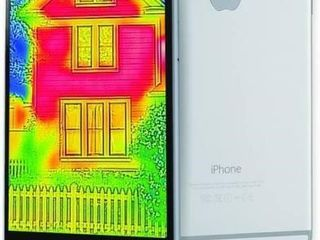 FlIR ONE Thermal Imaging Camera for iPhone iPad