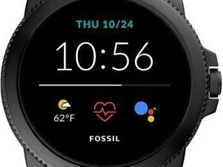 Fossil Men s 44mm Gen 5E Touchscreen Smart Watch