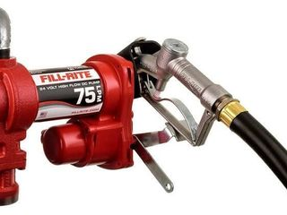 Fill Rite FR4410G 24V DC Hi Flow Fuel Transfer
