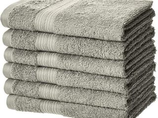 Basics Fade Resistant Cotton Hand Towel   Pack of